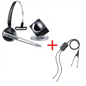 Pack für Cisco: Sennheiser DW Office Phone + EHS-Kabel