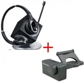 Pack: Sennheiser DW Pro 2 ML + Hörerlifter HSL 10