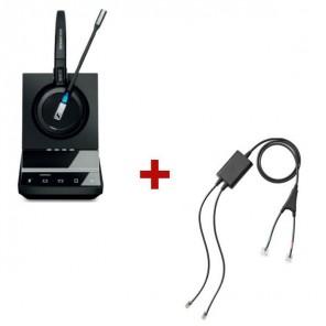 Pack für Cisco: Sennheiser SDW 5015 + EHS-Kabel