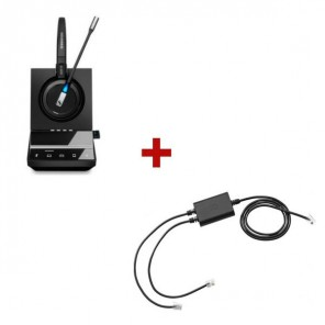 Pack für Snom: Sennheiser SDW 5016 + EHS-Kabel