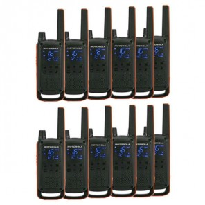12er Set Motorola TALKABOUT T82