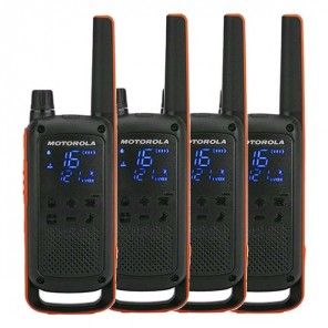 4er-Set Motorola TLKR T82