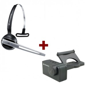 Pack: Sennheiser DW Office Phone + Hörerlifter HSL10