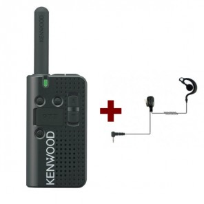Kenwood PKT-23E + Headset