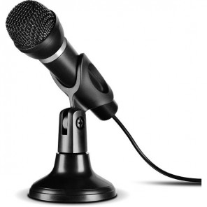 USB-Handmikrofon Speedlink