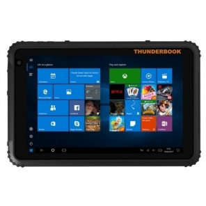 "Thunderbook Tablet T1820G 8"" - Windows 10 Home"