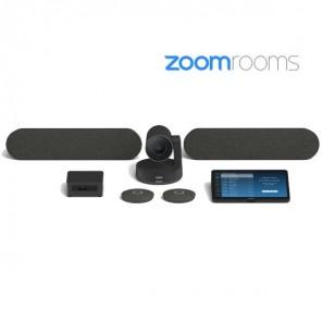 Logitech Large Room-Lösungen für Zoom-Räume