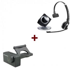 Pack: Sennheiser DW Pro 1 Phone + Hörerlifter HSL10