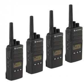 4er Set Motorola XT460