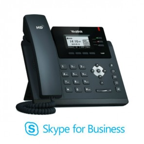 YEALINK T40P Skype for Business SIP-Telefon