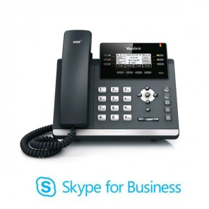 YEALINK T42 Skype for Business IP-Telefon