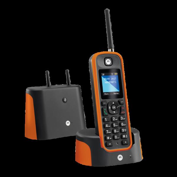 Schnurlostelefone für Outdoor-Aktivitäten oder mit großer Reichweite