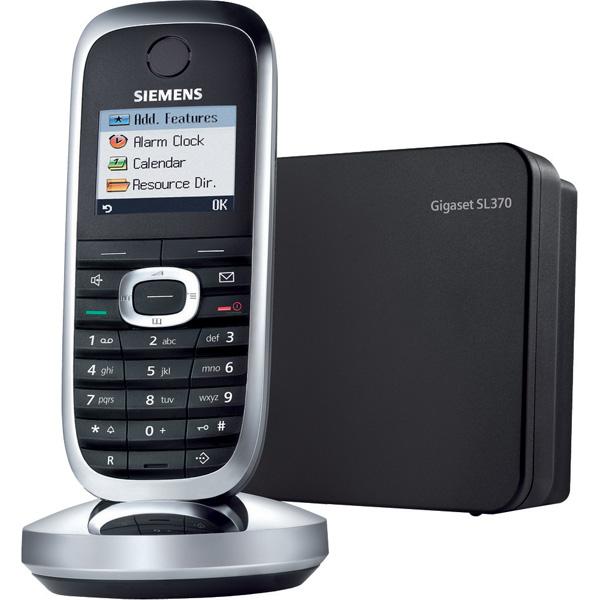 Schnurloses Analogtelefon Siemens Gigaset SL370