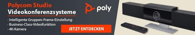 Polycom Videokonferenzsysteme