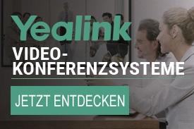 Videokonferenzsysteme Yealink