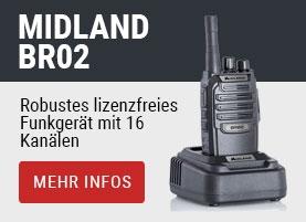 Funkgerät Midland BR02