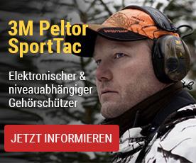 3M Peltor SportTac Kapselgehörschutz