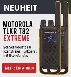 Funkgerät Motorola TLKR T82 Extreme
