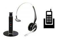 Schnurlose Headsets für Schnurlos-Telefone (DECT)