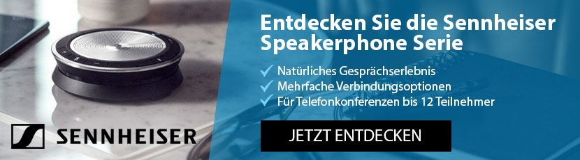Konferenzlautsprecher Sennheiser Speakerphone
