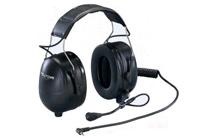 Gehörschutz Headsets für Funkgeräte