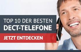 Top 10 - Besten Schnurlosen Telefone
