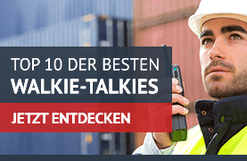 Top 10 - Besten Walkie-Talkies