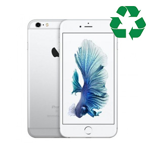 Apple iPhone 6S silber 64GB - generalüberholt
