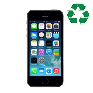iPhone 5S 16GB Schwarz generalüberholt