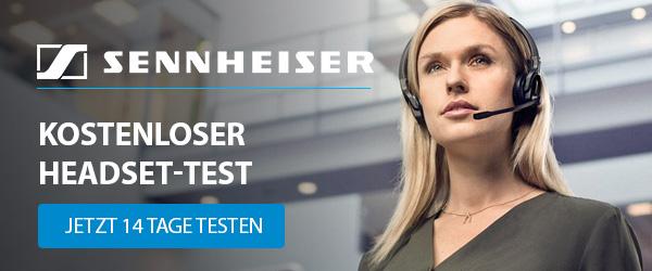 KOSTENLOSE HEADSET-TEST