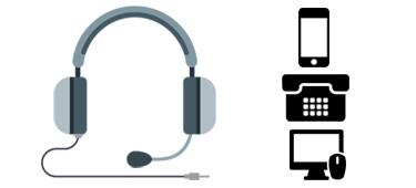 Schnurgebundene Headsets