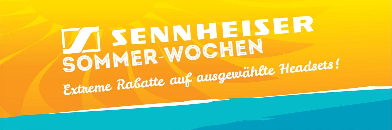 Sennheiser Sommer-Wochen