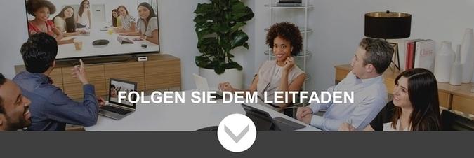 Videokonferenz-Leitfaden