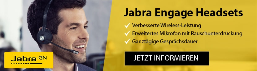 Jabra Engage Headsets