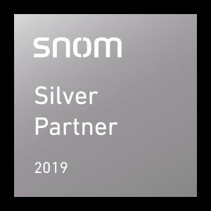 Onedirect ist Snom Silber Partner