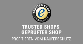 Trusted Shops geprüfter Shop