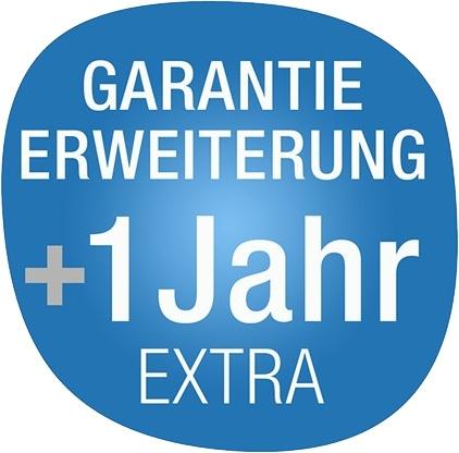 Garantieerweiterung für 1 Jahr