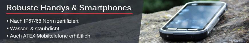 Robuste Handys & Smartphones