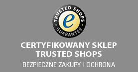 Certyfikowany sklep Trusted Shops