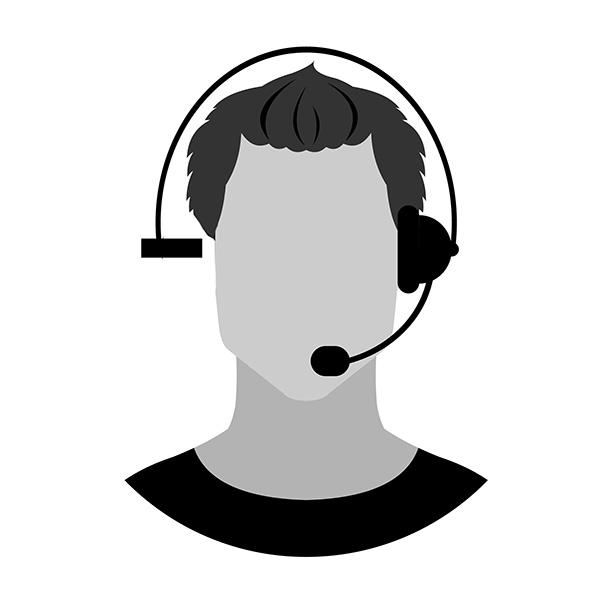 Mono-Headsets