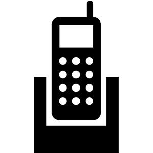 Schnurloses Telefon (DECT)