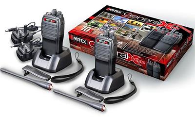 Mitex general xtreme two way radio