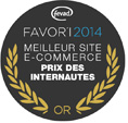 Onedirect élu meilleur site e-commerce