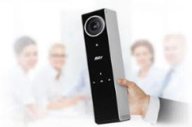 Cámara de vídeoconferencias portátil